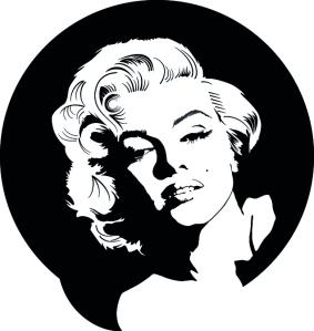 Marilyn-Monroe-vector